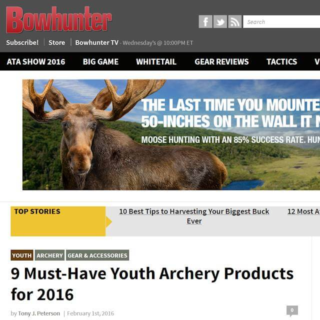 BOWHUNTER Online